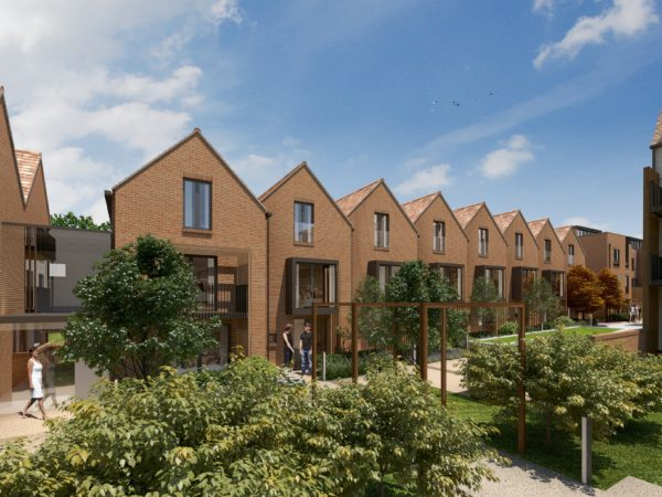Hanover Scheme: Woodside Court Muswell Hill