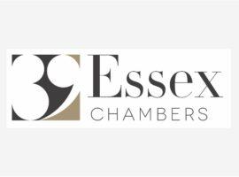 39 Essex Chambers logo
