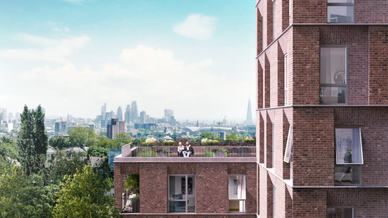 Award winning PegasusLife retirement scheme in Camden