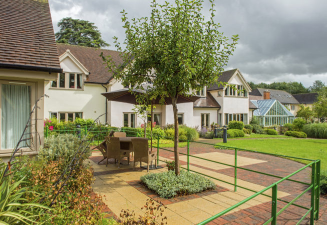 Devonshire House, Cavendish, suffolk - Residential and dementia care home