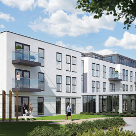 Retirement Scheme in Cheltenham - Armstrong Burton Group